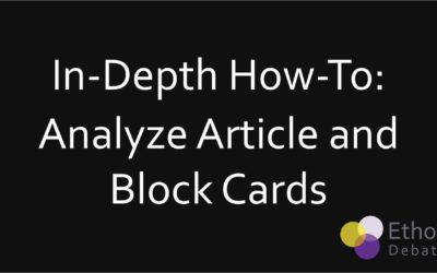 In-Depth How-To: Analyze an Article and Create a Brief